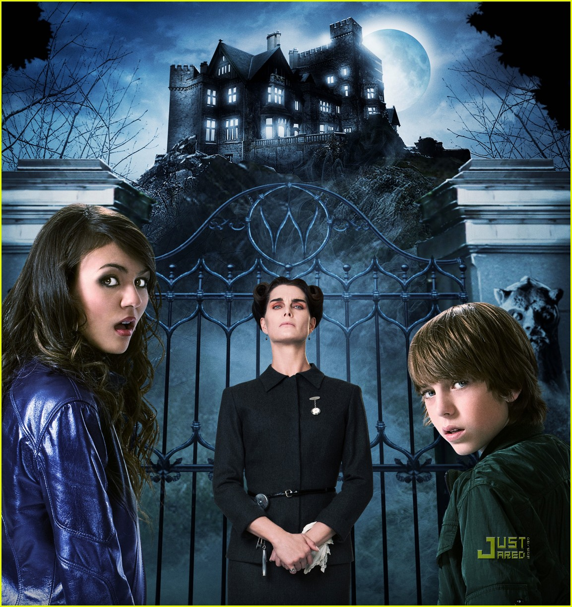 brooke shields victoria justice the boy who cried werewolf 012483706