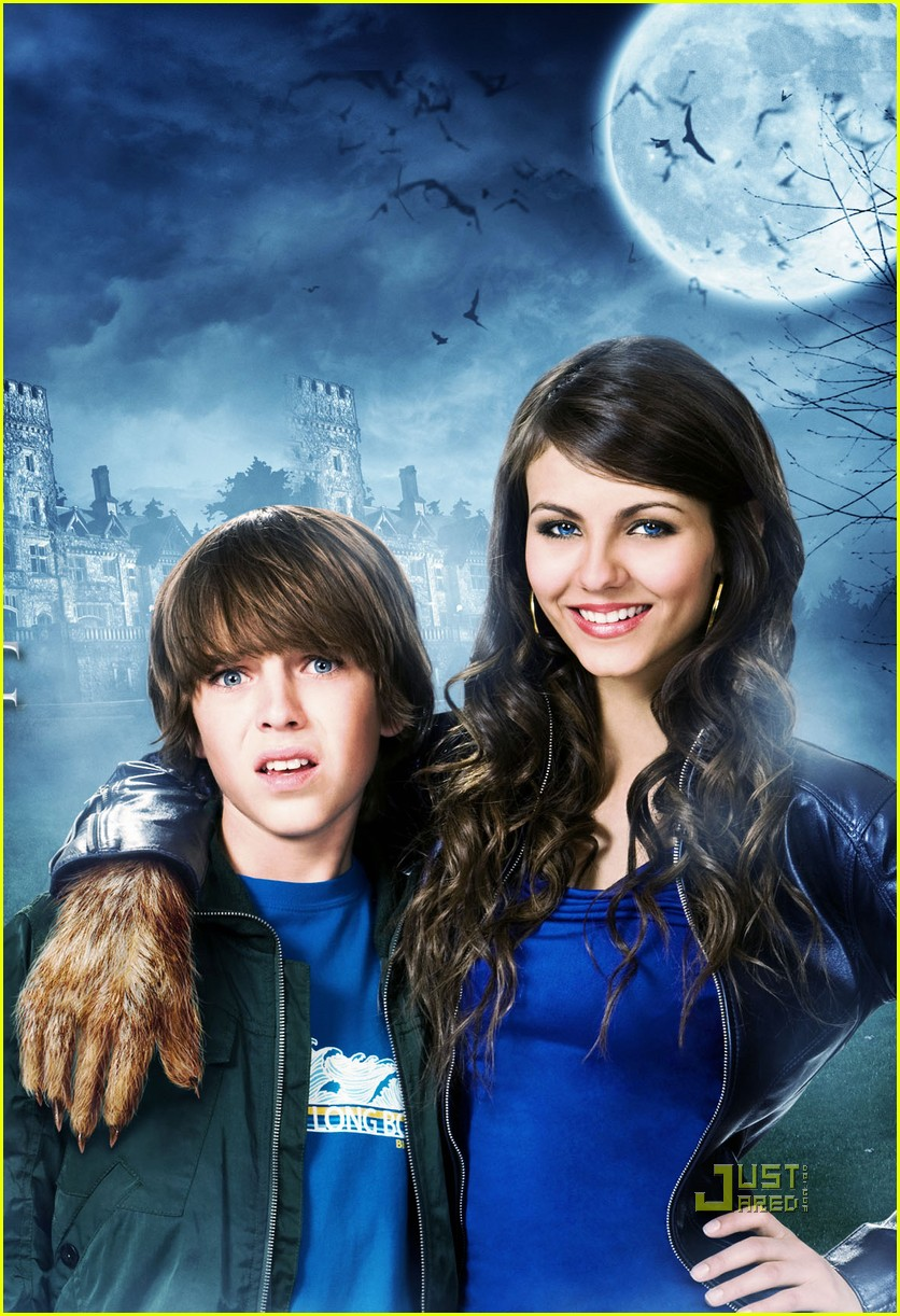 brooke shields victoria justice the boy who cried werewolf 052483710