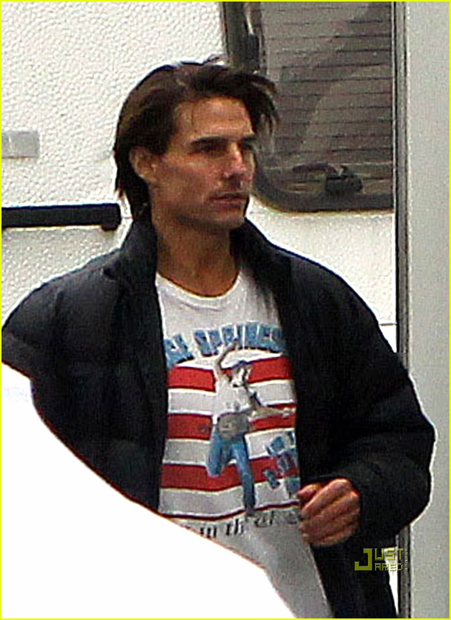 Tom cruise gor missions impossible iv