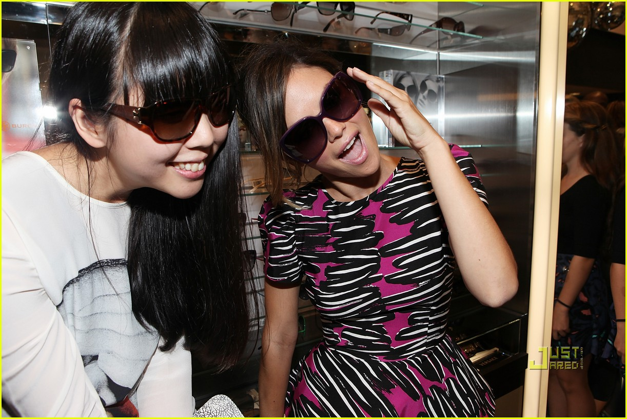 f11d124a0bb21 Rachel Bilson  Fashion s Night Out with Sunglass Hut!  Photo 2479055 ...