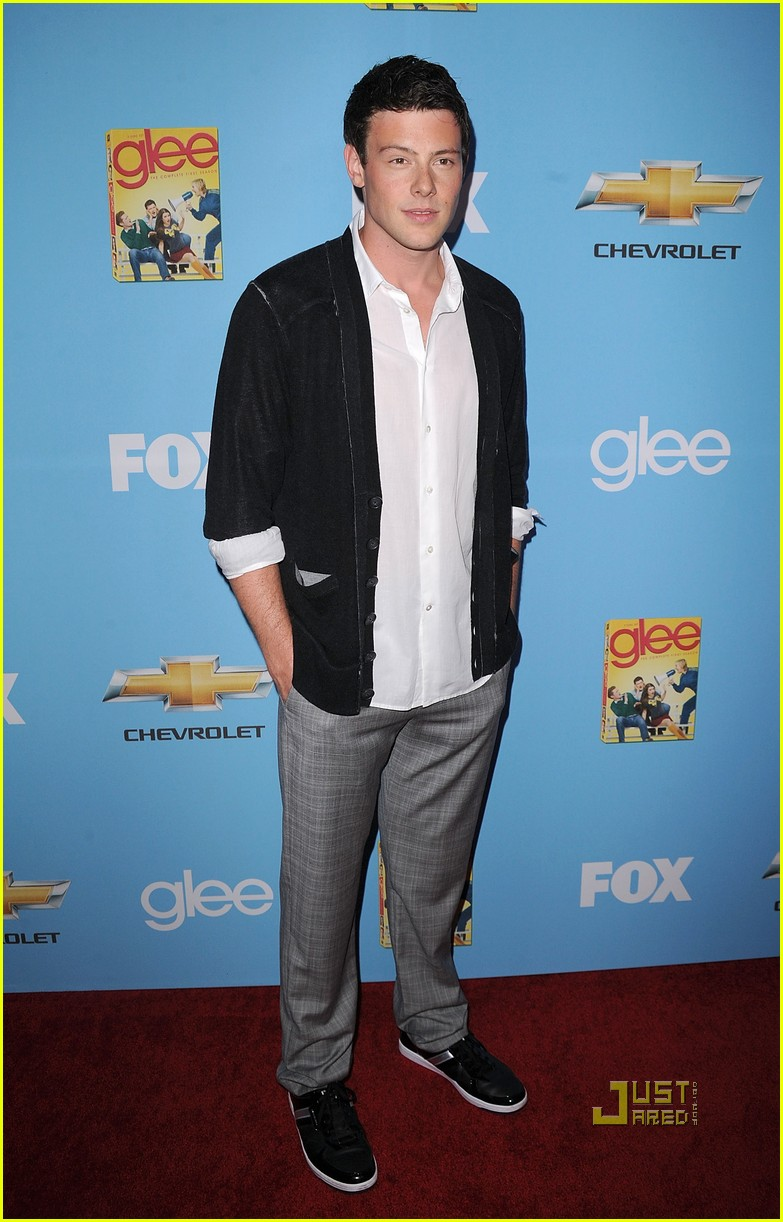 glee season 2 premiere party 15