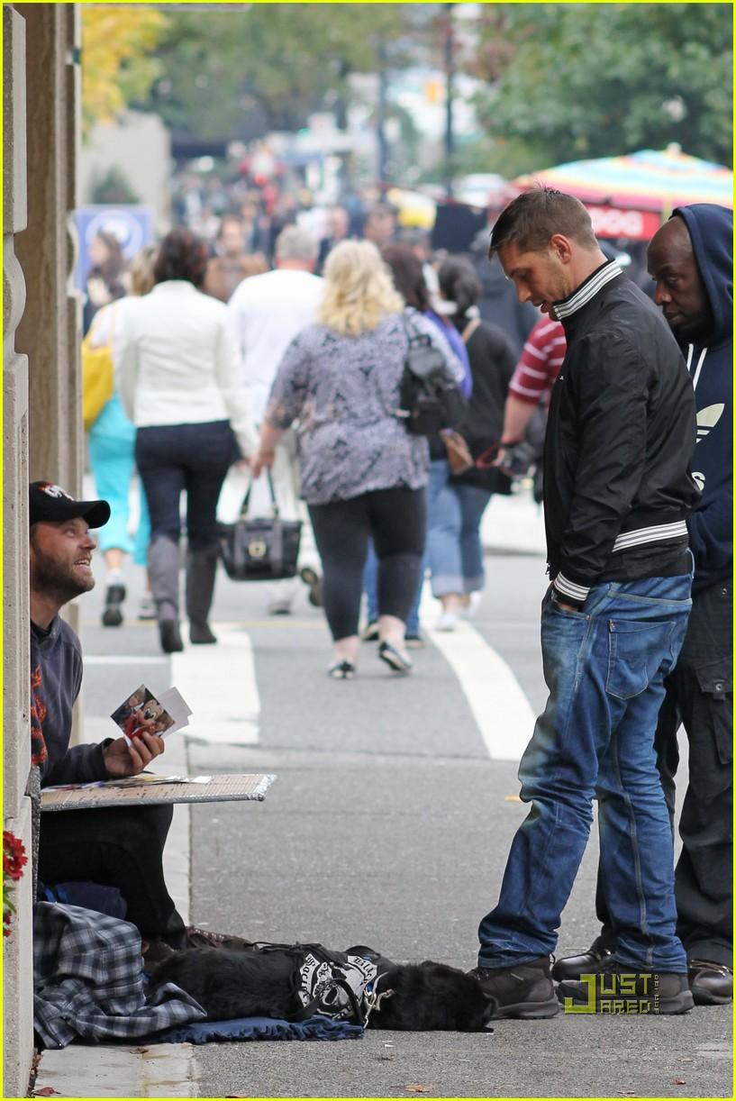 tom hardy homeless man vancouver 012483224