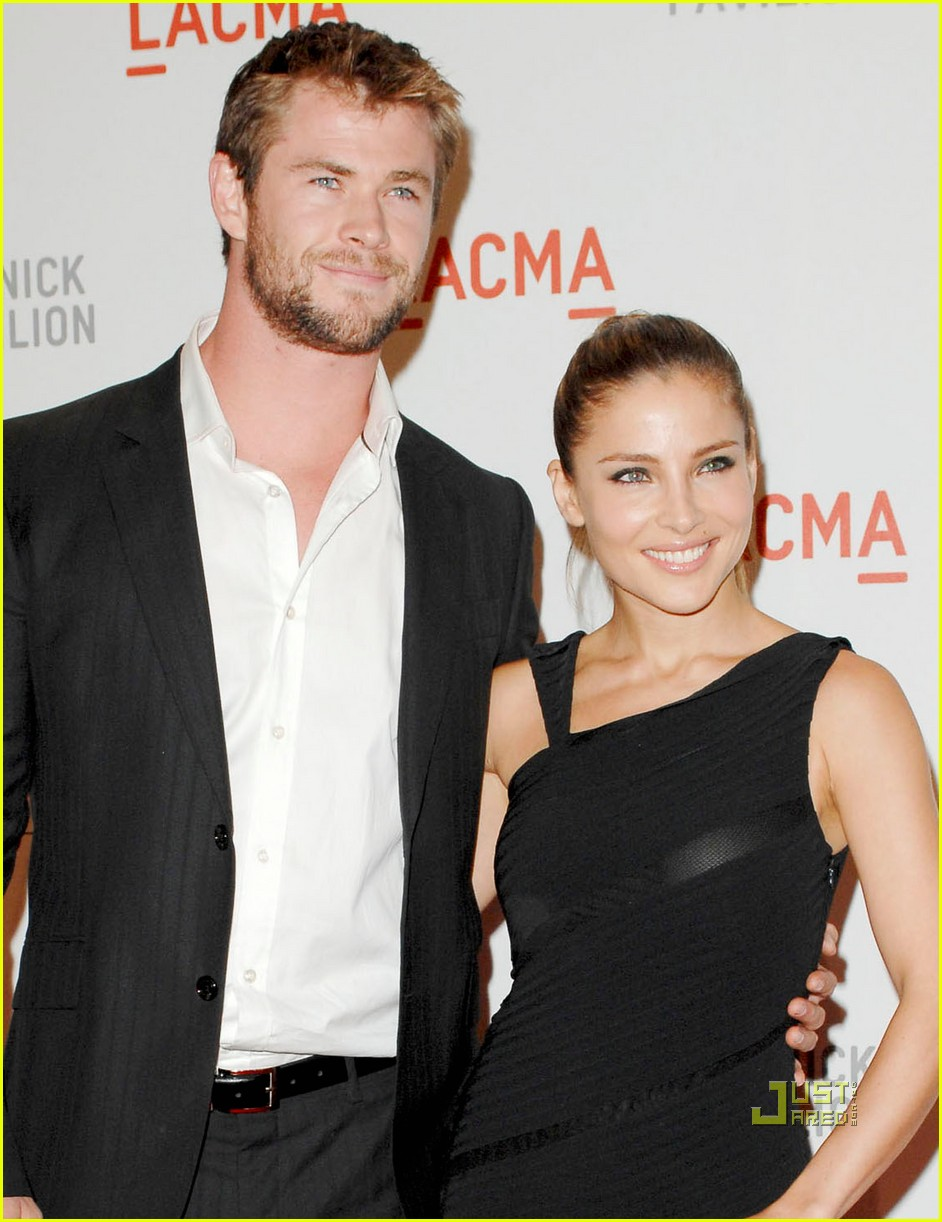 chris hemsworth elsa pataky 092483163