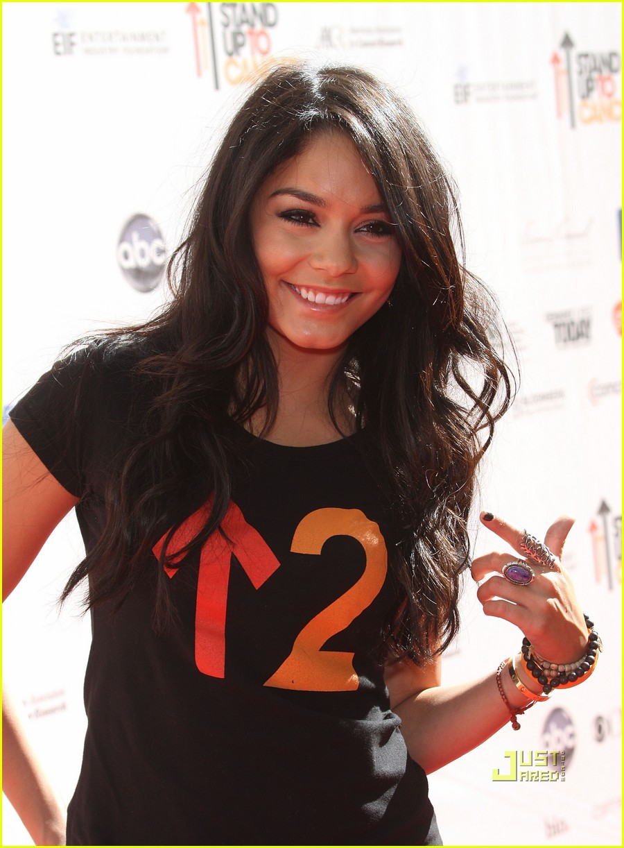 vanessa hudgens stand up to cancer 042478980