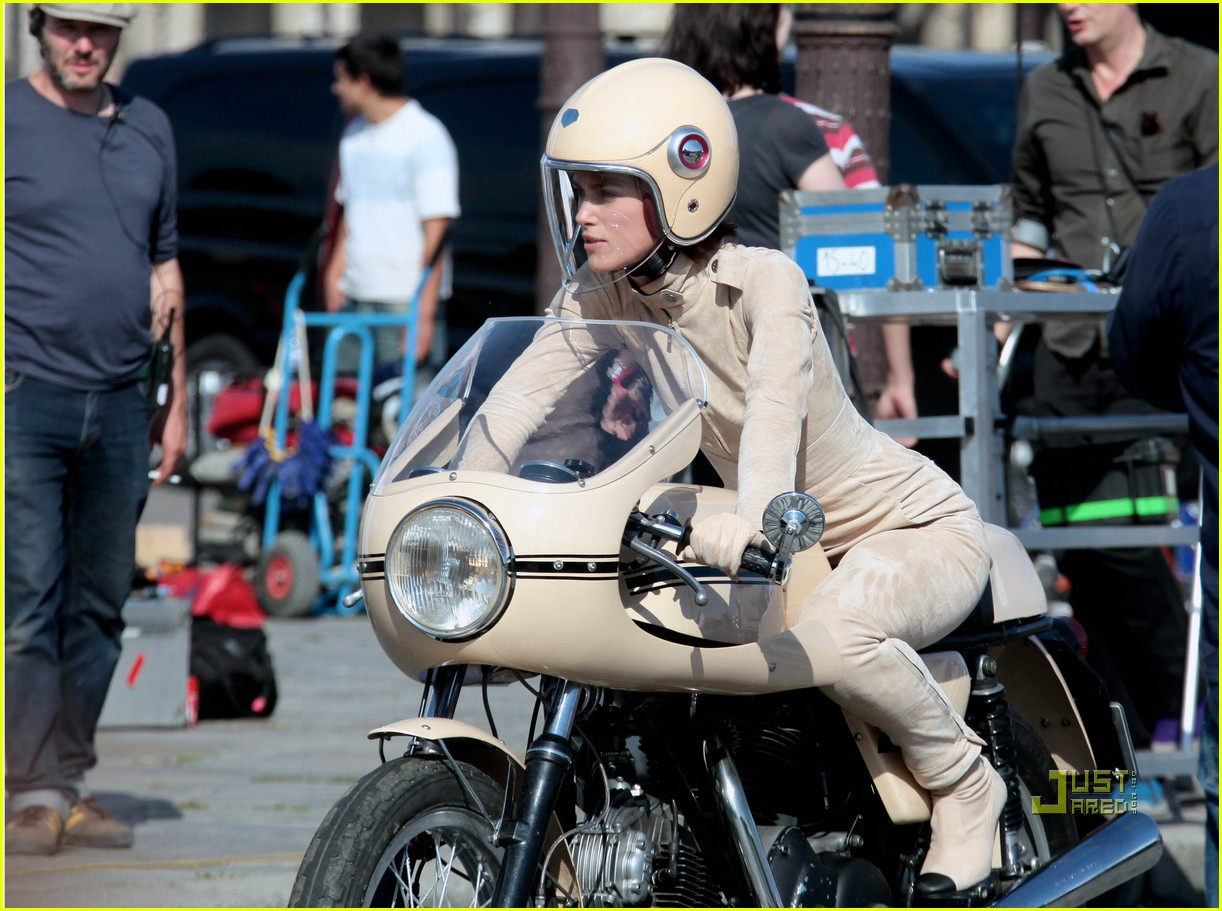 keira knightley motorcycle chanel motorcycle 10