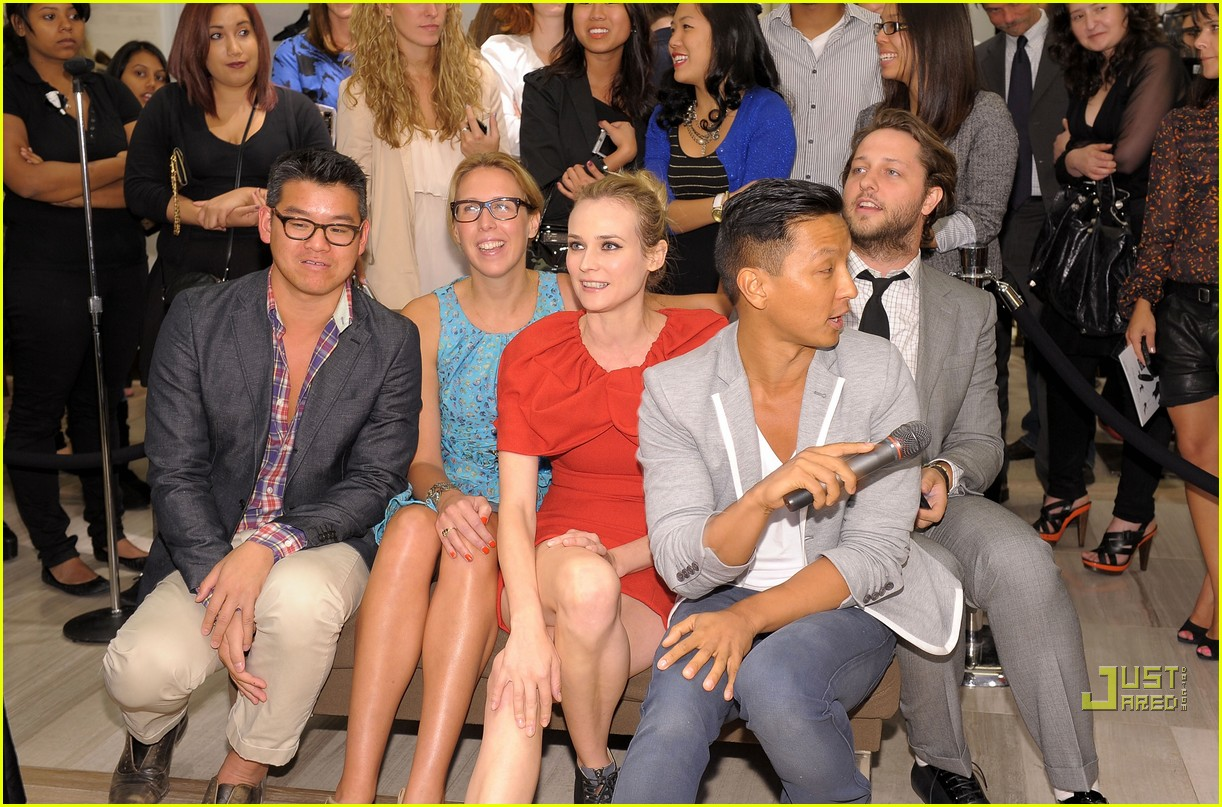 diane kruger fashions night out 04