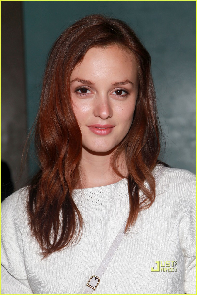 leighton meester derek lam ny fashion week 07