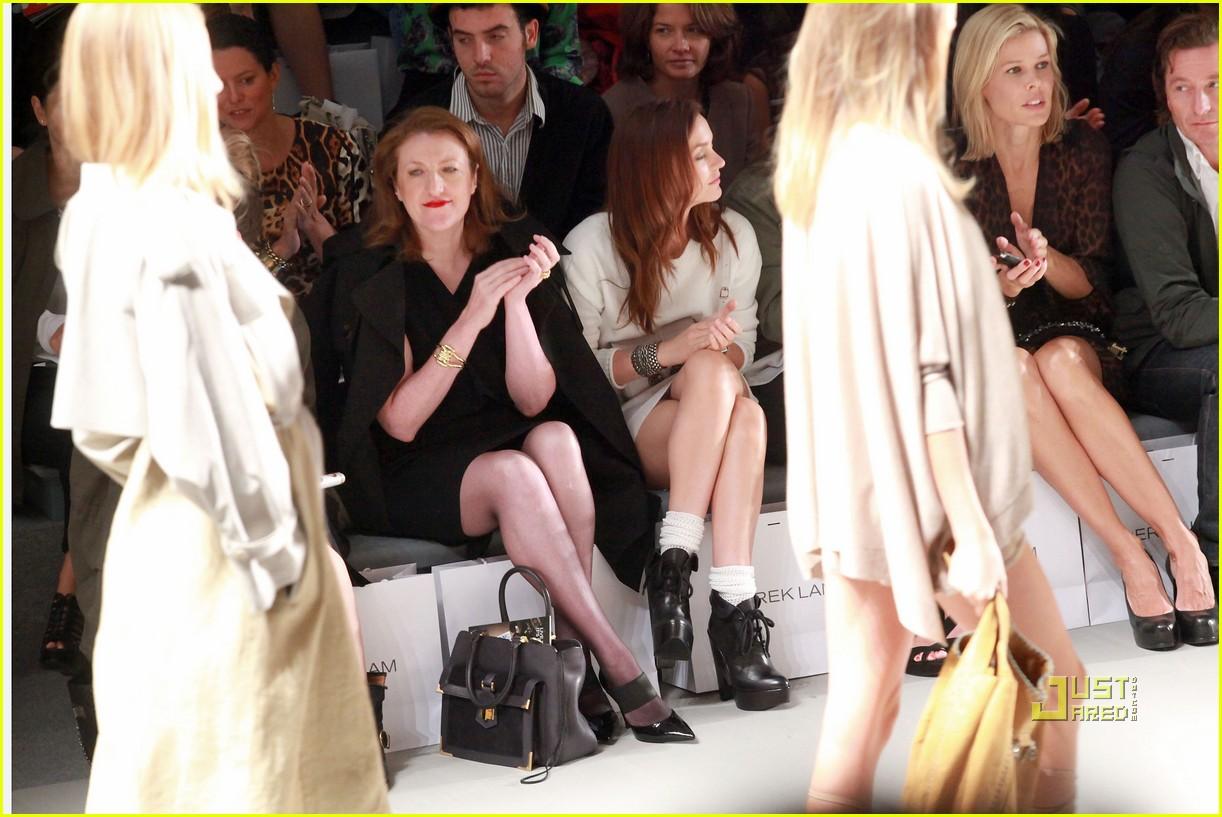 leighton meester derek lam ny fashion week 10
