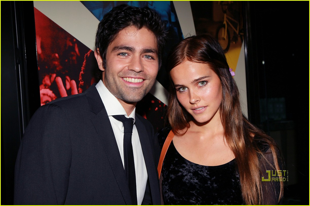 Adrian grenier dating isabel lucas