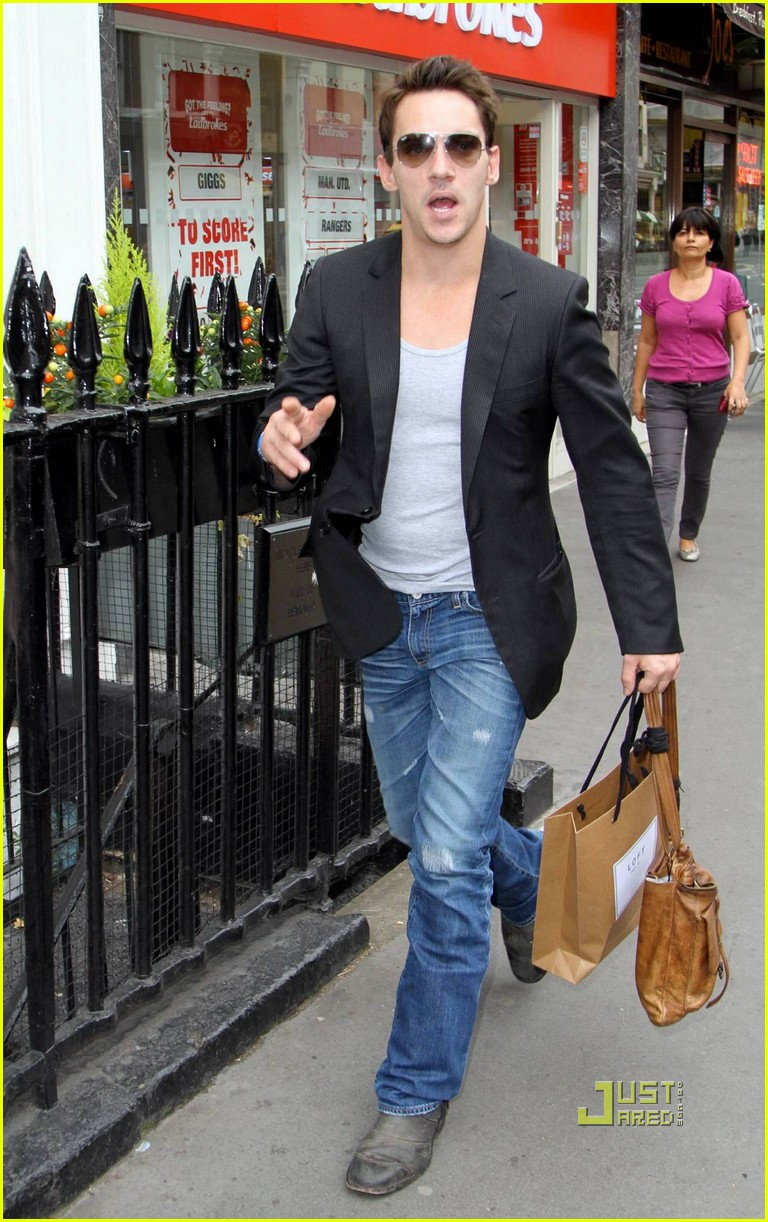 jonathan rhys meyers london shopping spree 042480306