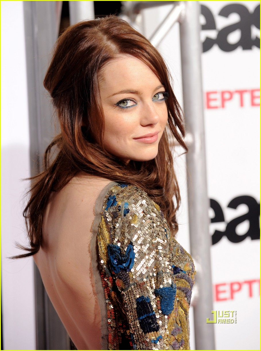 Emma Stone Easy A In L A Photo 2480170 Aly