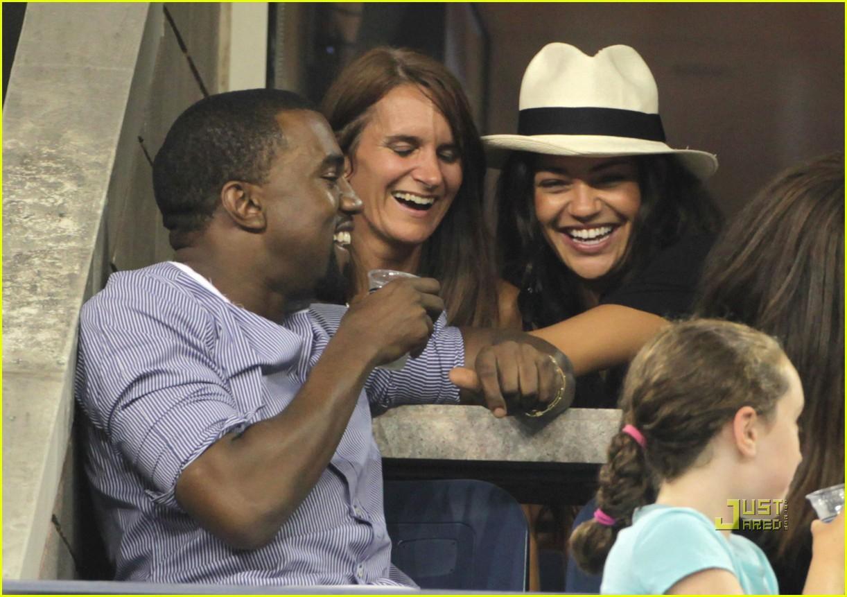 Ed Westwick & Kanye West: Double Date: Photo 2477198 | Ed ...