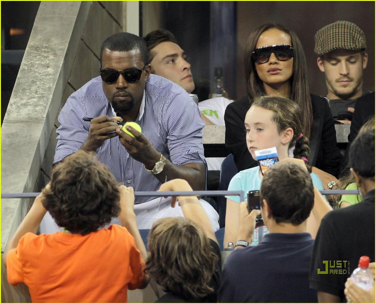 Ed Westwick & Kanye West: Double Date: Photo 2477199 | Ed ...