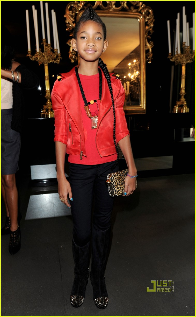 willow smith faux hawk ponytail 012482934