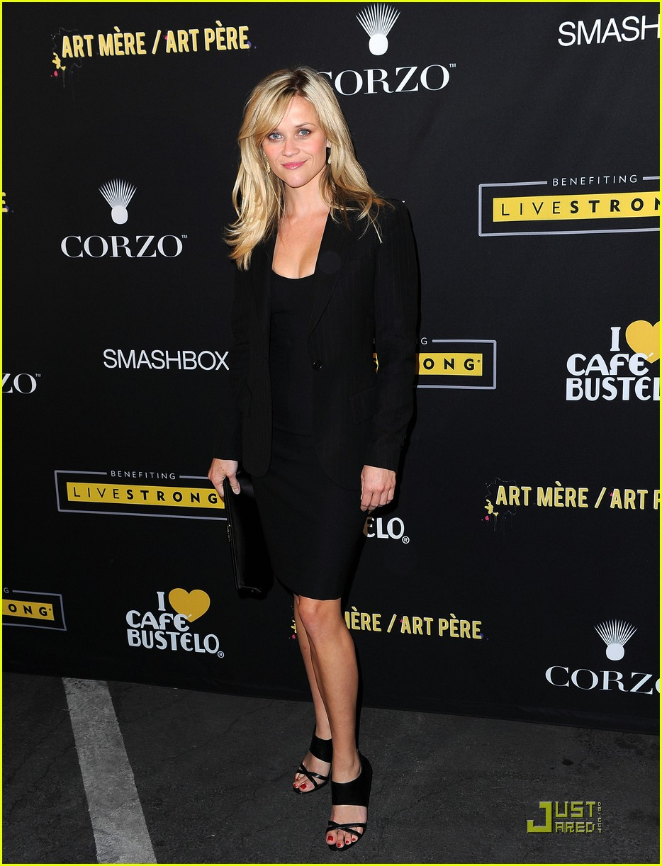 reese witherspoon livestrong foundation 06