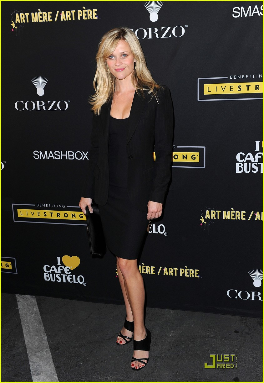 reese witherspoon livestrong foundation 112482481