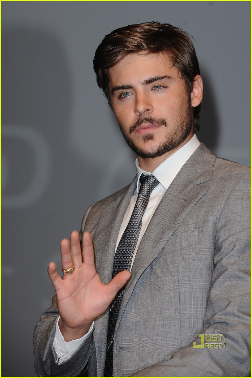 zac efron beard 10