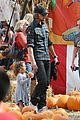 gabriel aubry pumpkin patch papa with nahla 01