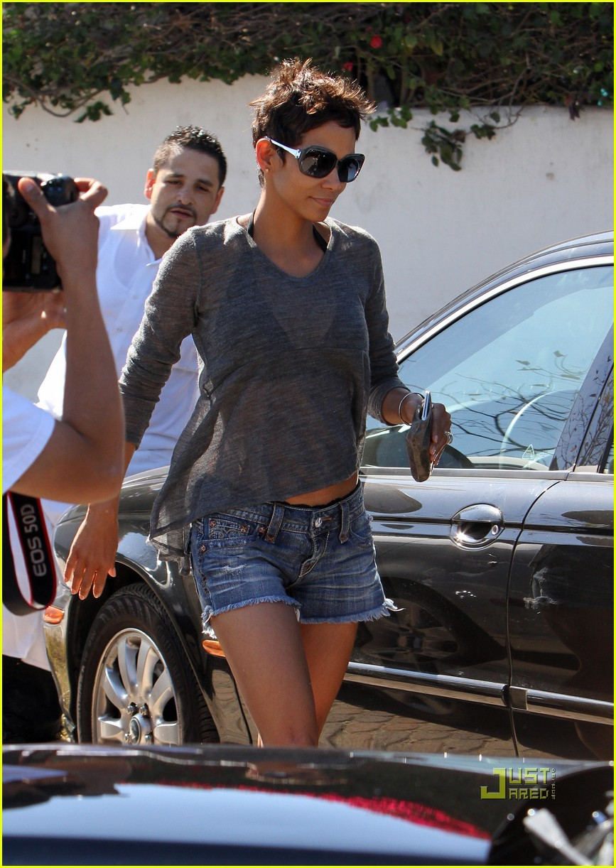 halle berry olivier martinez see through shirt 102486455