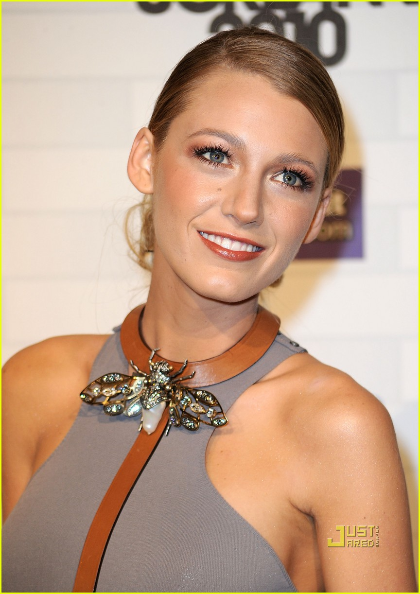 blake lively scream awards 09