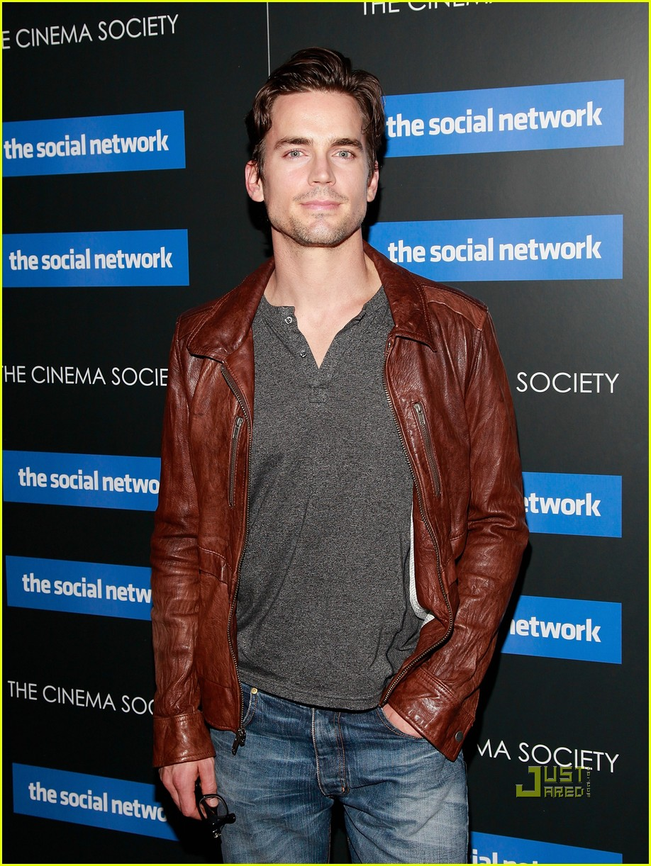 matt bomer social network screening 052484429