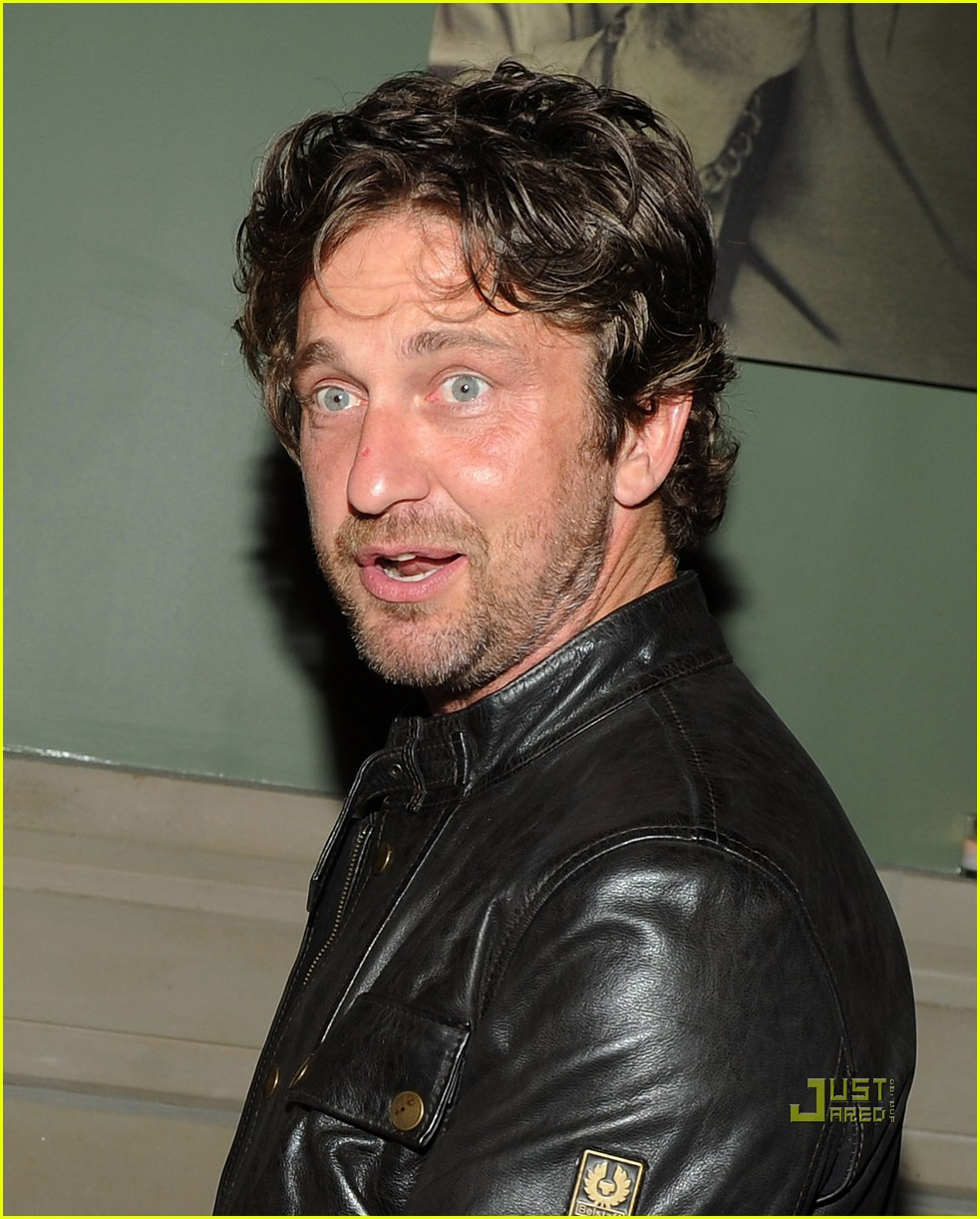 gerard butler conviction premiere after party 05 Gerard Butler