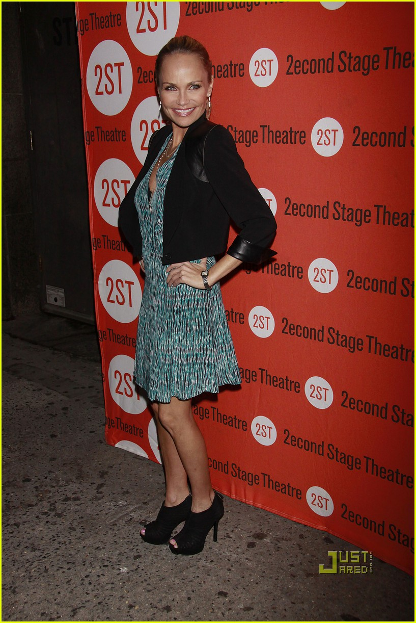 kristin chenoweth wings off broadway opening night 02