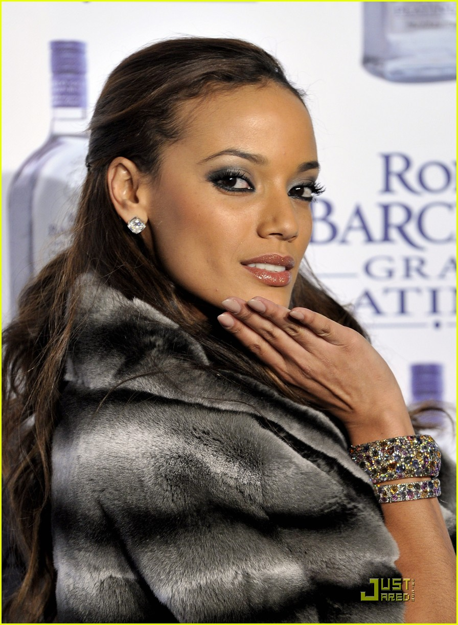 selita ebanks ron barcelo gran platinum party 06