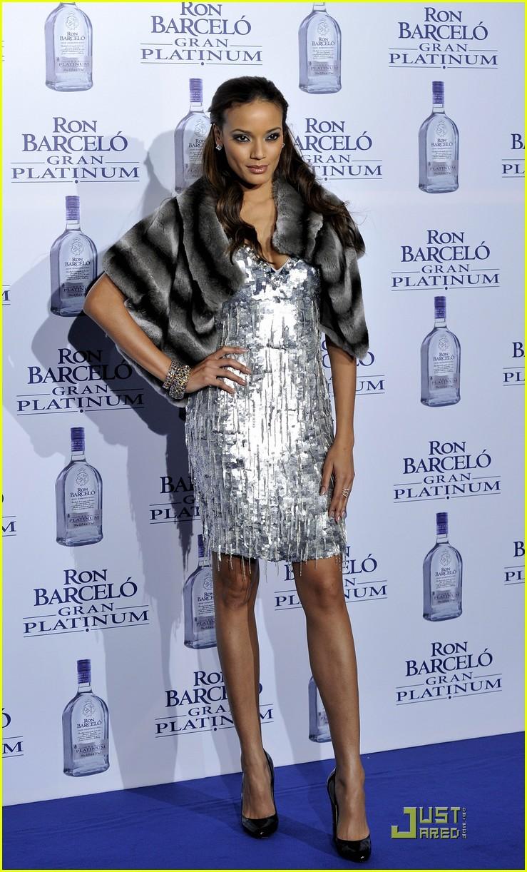 selita ebanks ron barcelo gran platinum party 122490676