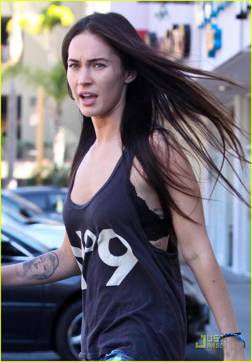 Megan Fox Amp Brian Austin Green Kassius Is The Karate Kid
