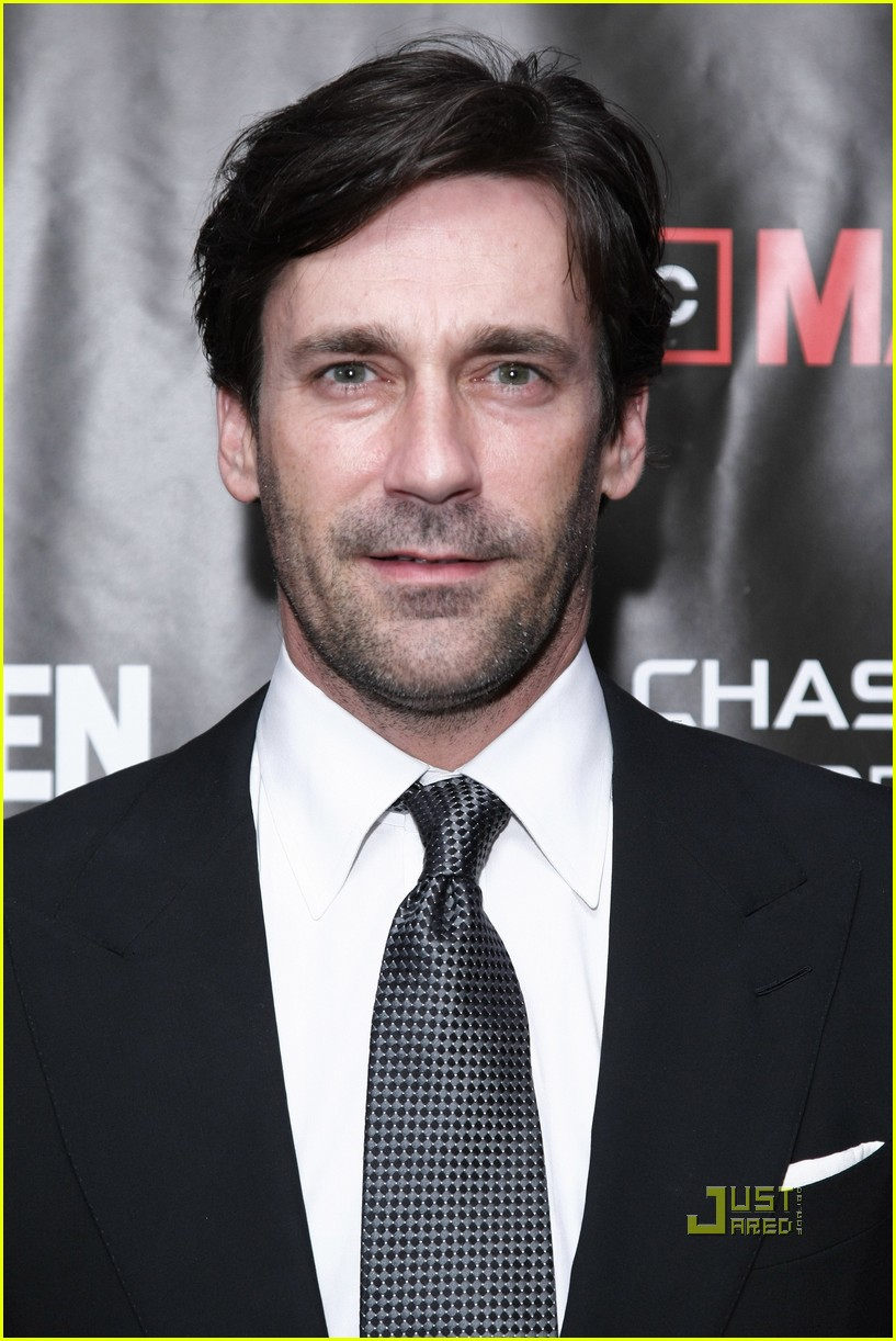 jon hamm mad men screening with jennifer westfeldt 032488198