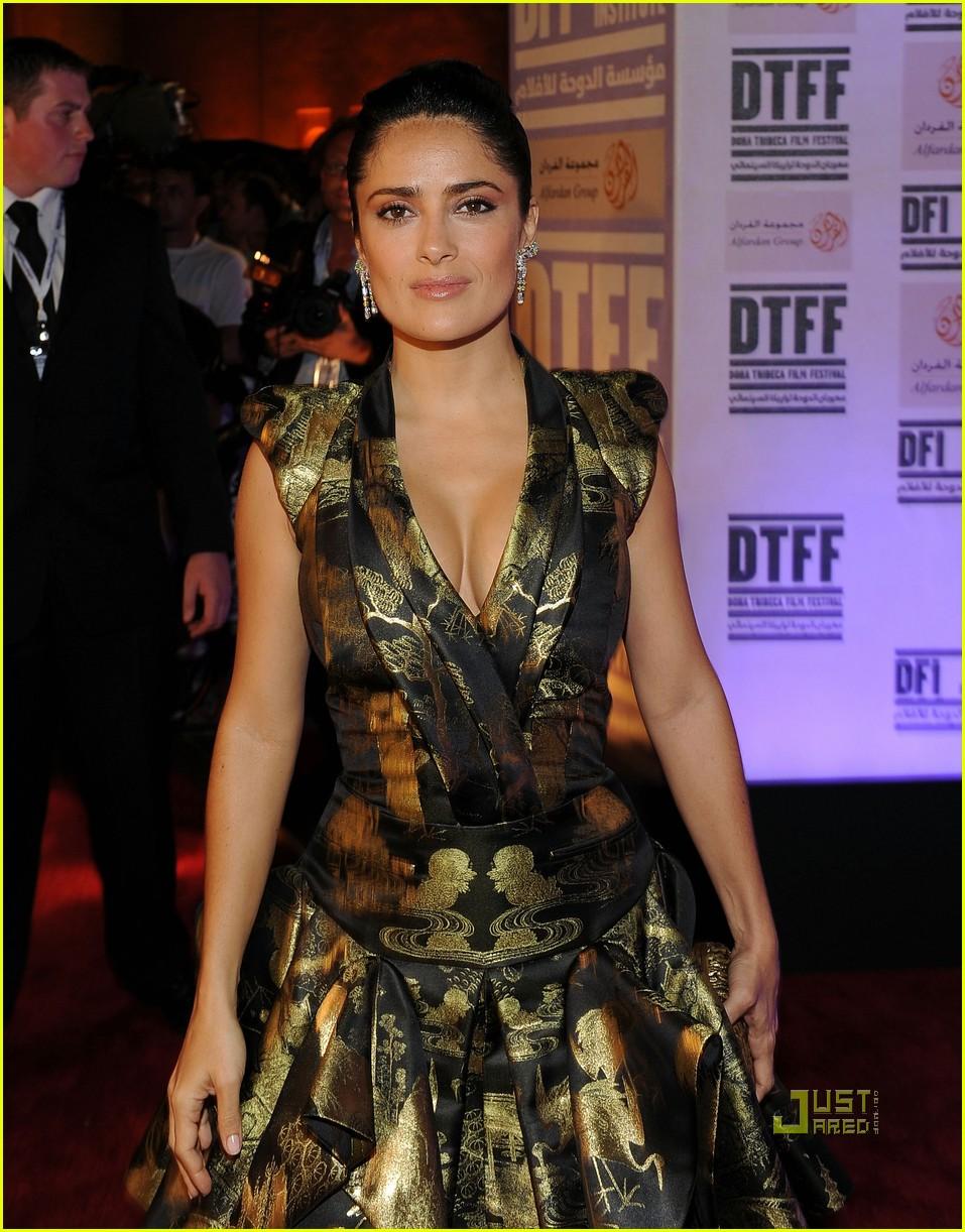 salma hayek doha film festival qatar 012490473