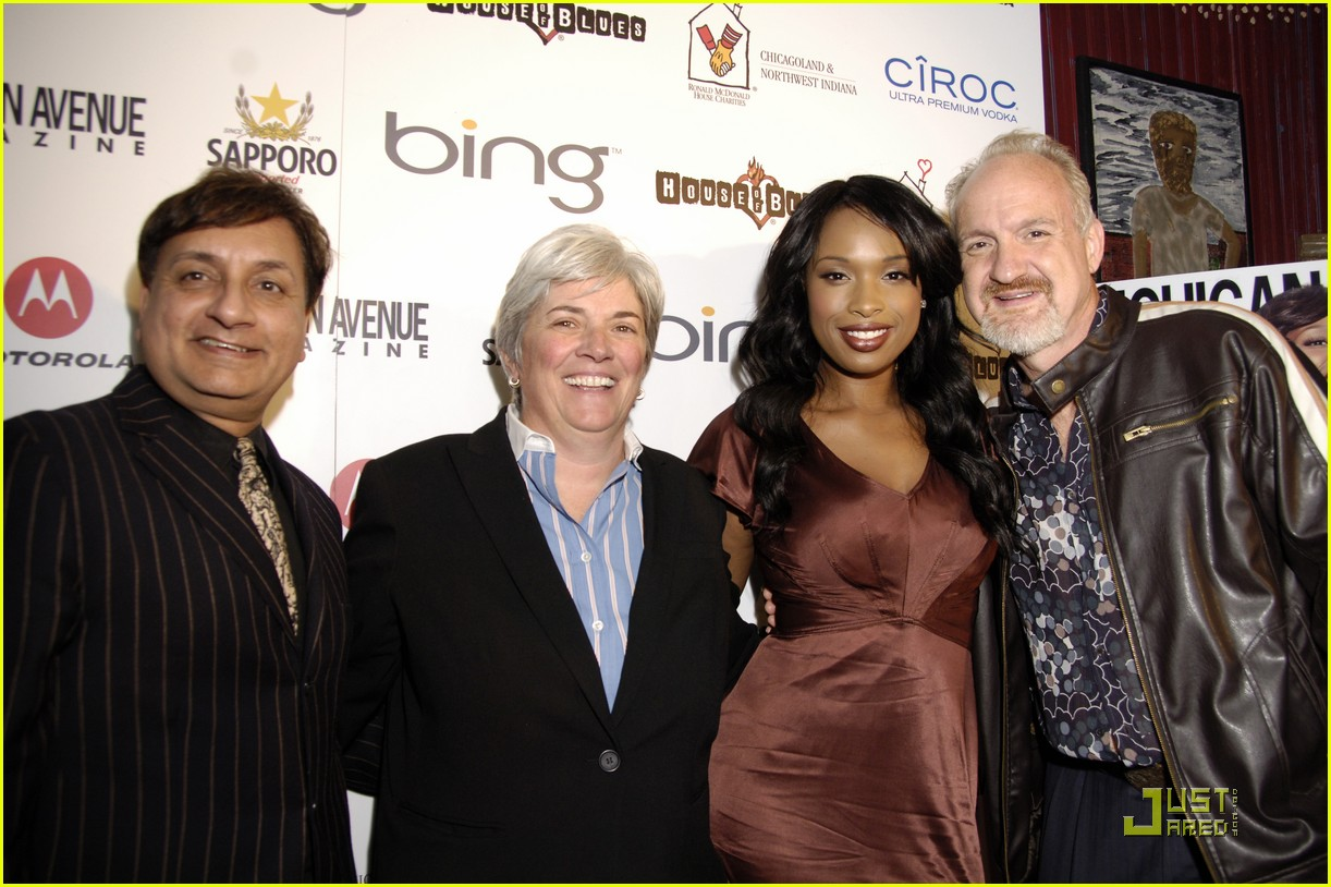 jennifer hudson michigan avenue anniversary 112485150