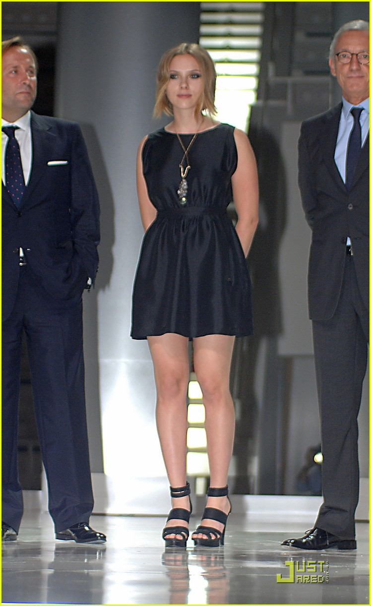 Full Sized Photo of scarlett johansson mango fashion ...