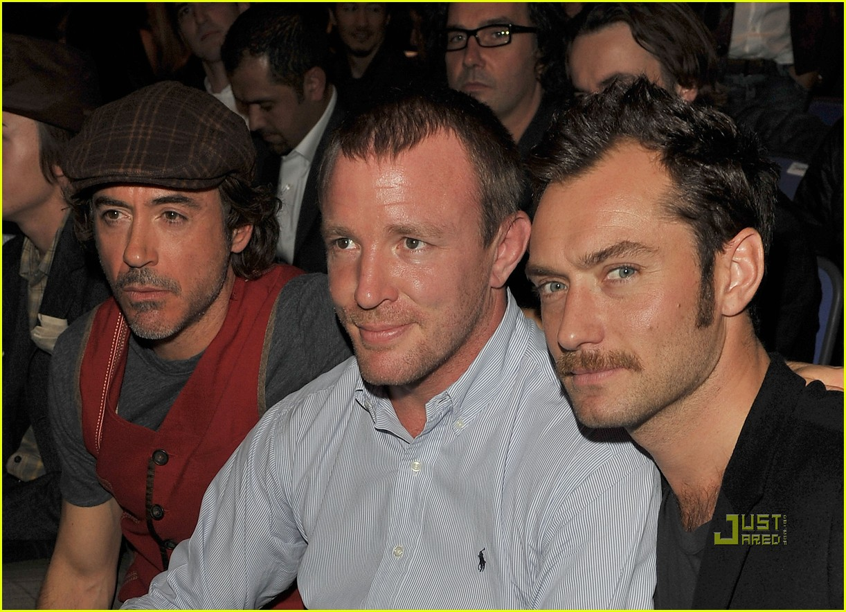 robert downey jr jude law guy ritchie ufc 02