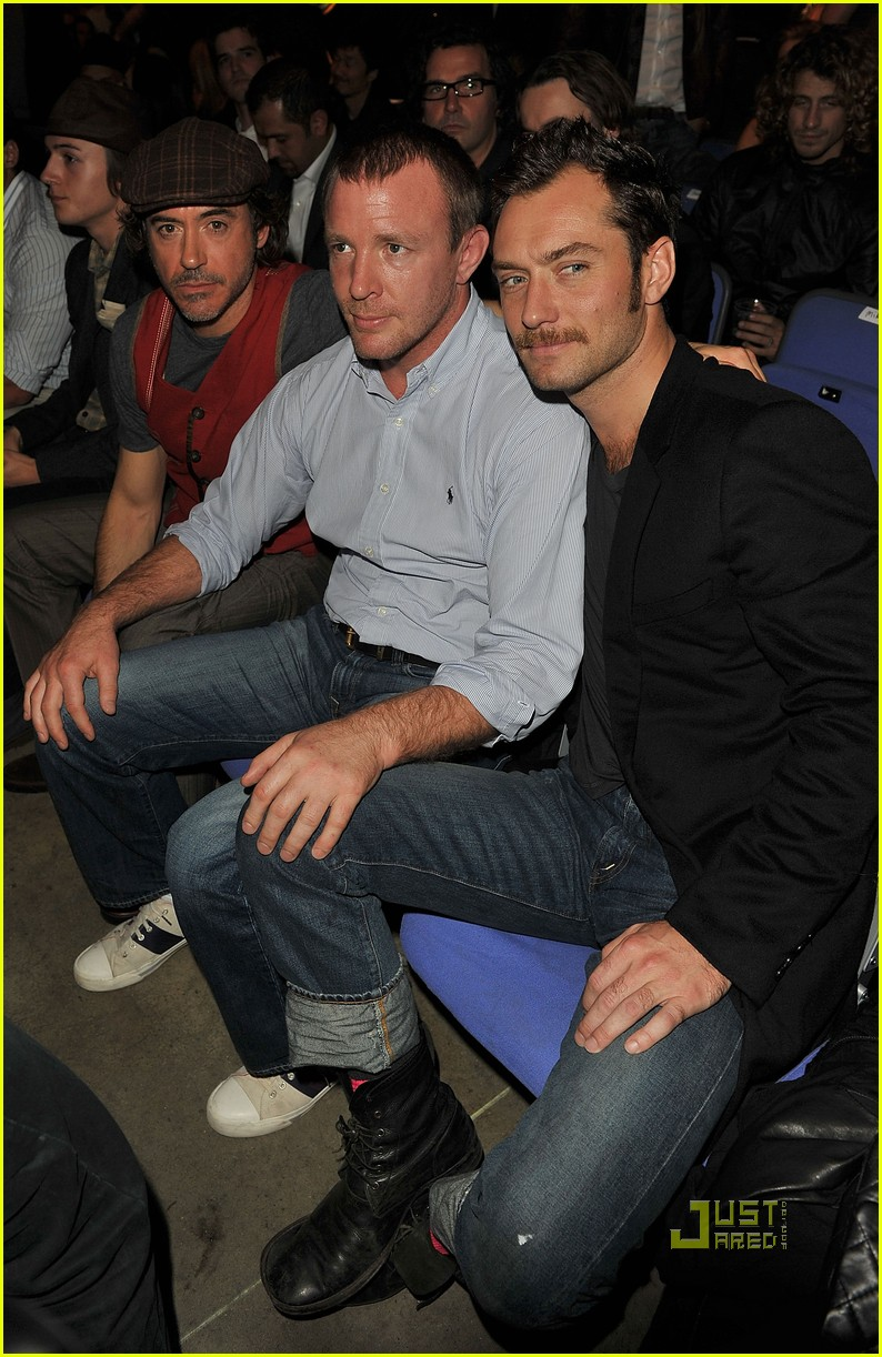 robert downey jr jude law guy ritchie ufc 03