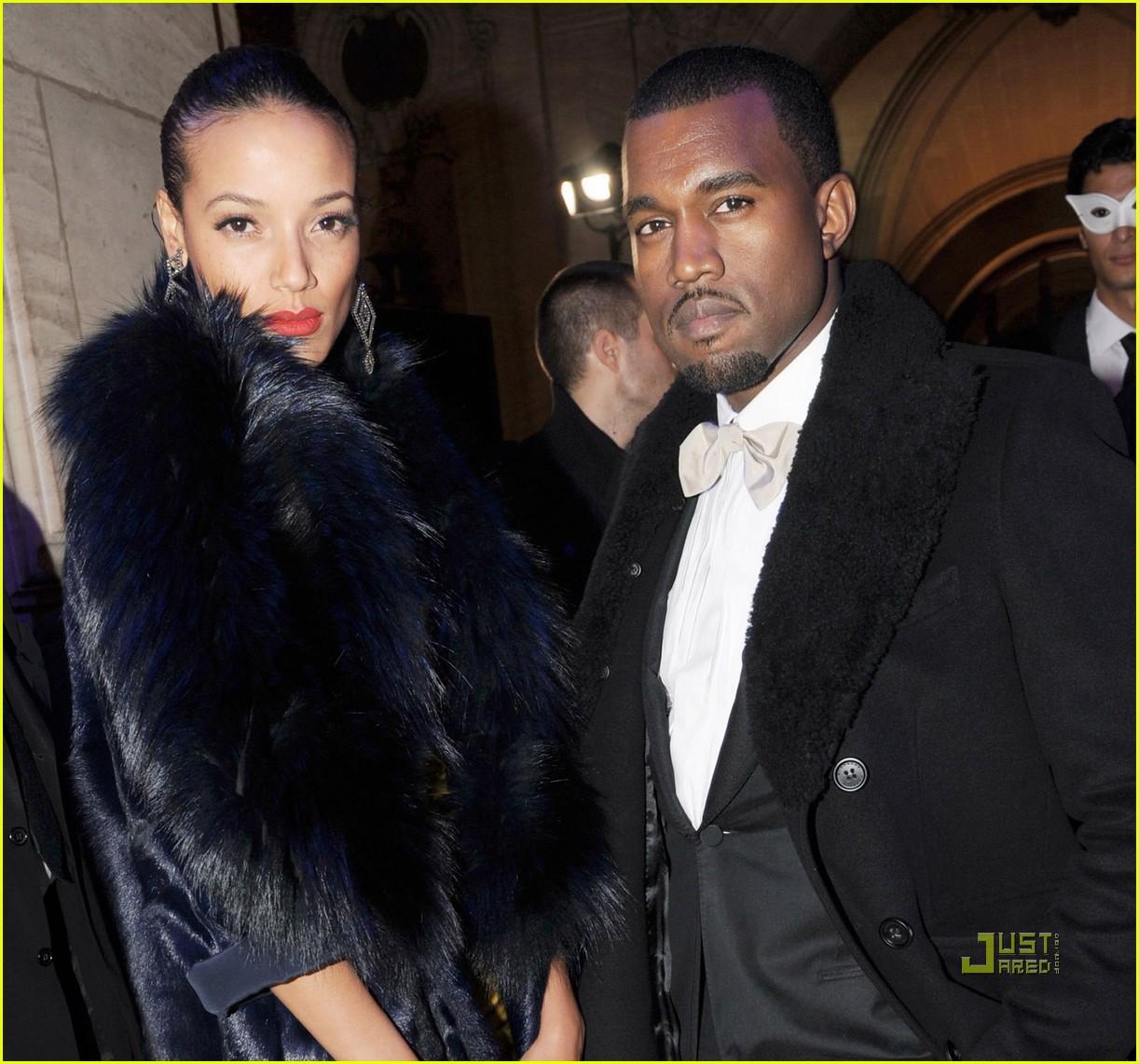 Kanye West: Masquerade Ball with Selita Ebanks!: Photo ...