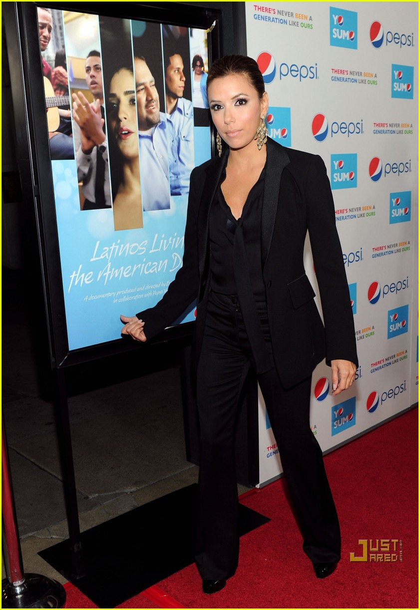 eva longoria pepsi living the dream 02