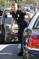 benjamin mckenzie gives out traffic tickets 14