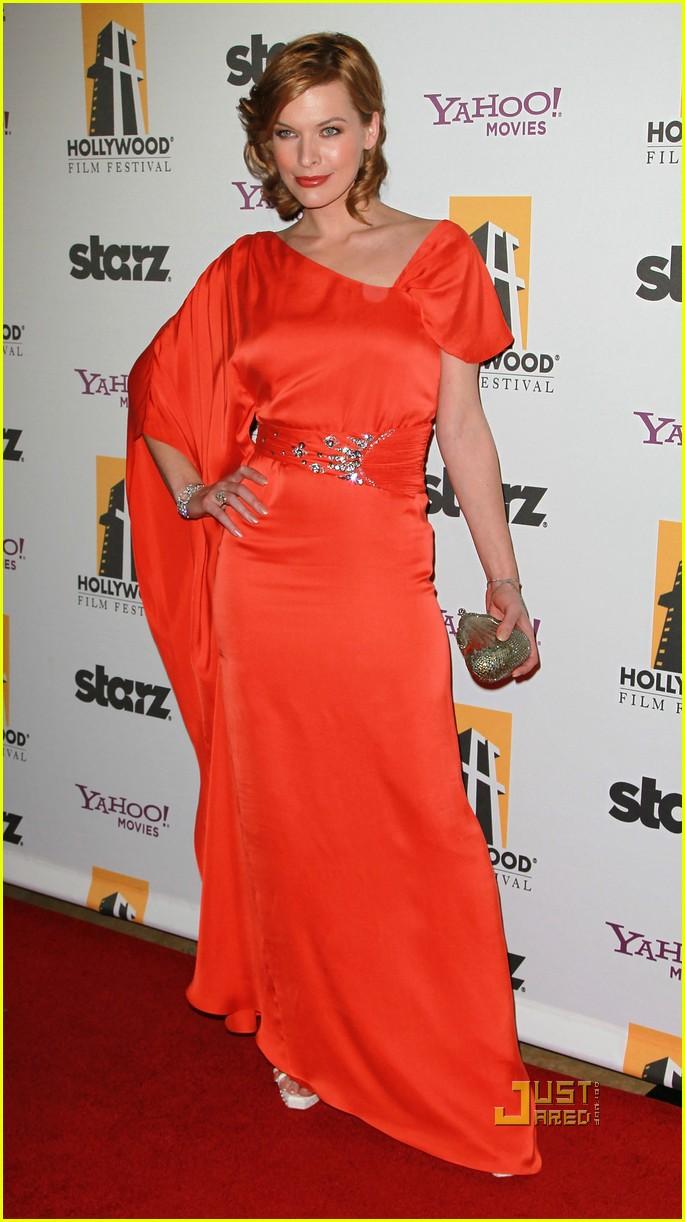 milla jovovich hollywood awards 032490456
