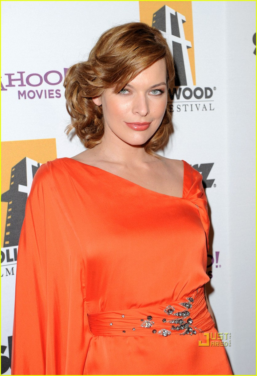 milla jovovich hollywood awards 052490458