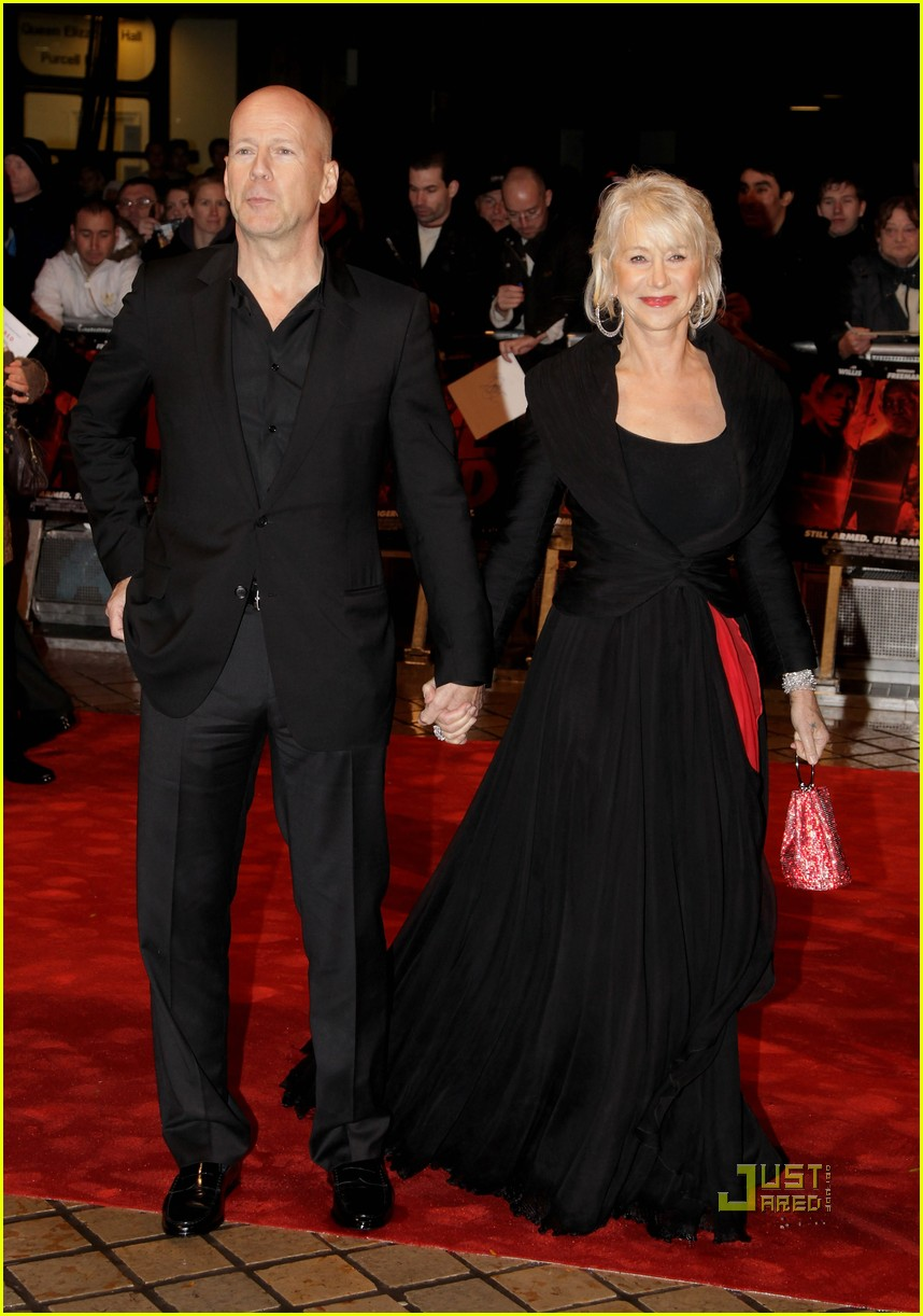 helen mirren bruce willis red uk film premiere 142488890