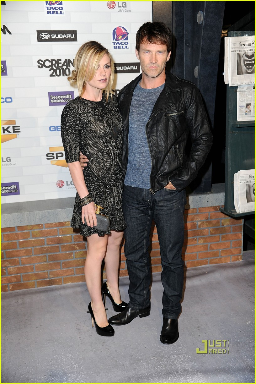 anna paquin stephen moyer scream awards 11