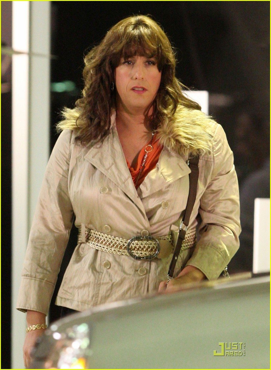 Adam sandler gets wiggy with it photo 2489489 adam for Jack and jill full movie free