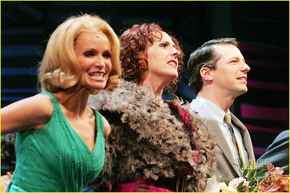 molly shannon promises promises debut with kristin chenoweth 092487098