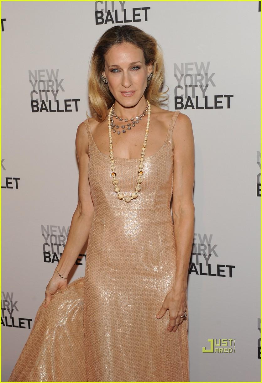 sarah jessica parker new york ballet 062485664
