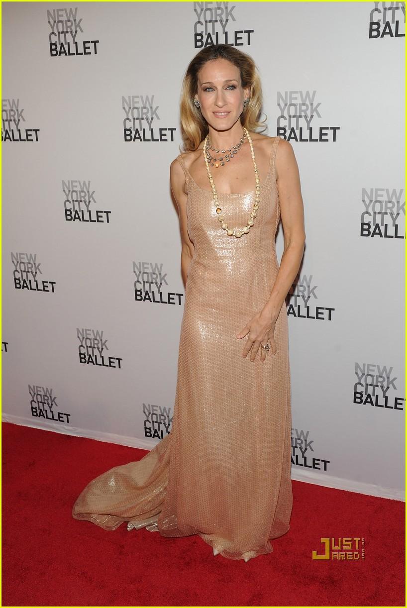 sarah jessica parker new york ballet 072485665