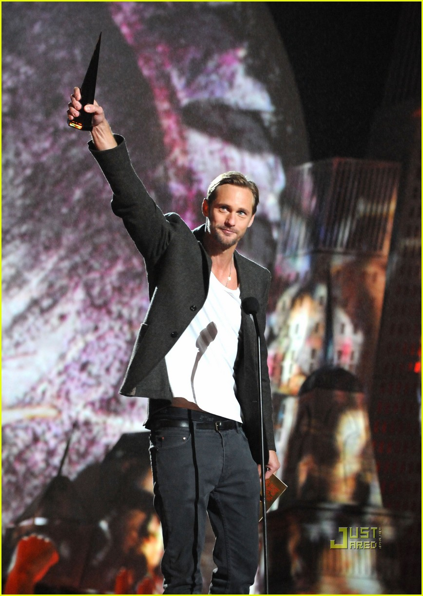 alexander skarsgard scream awards 05