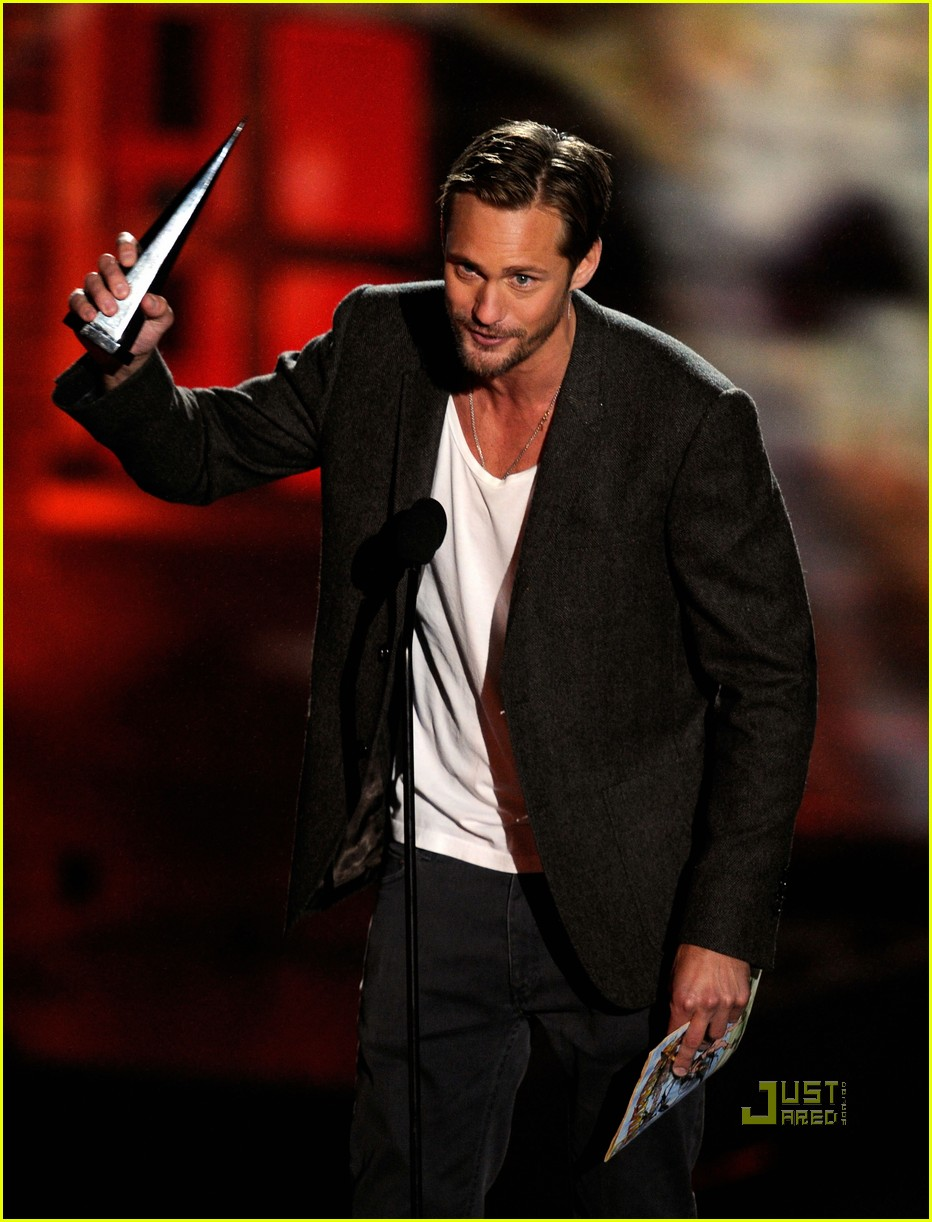 alexander skarsgard scream awards 10
