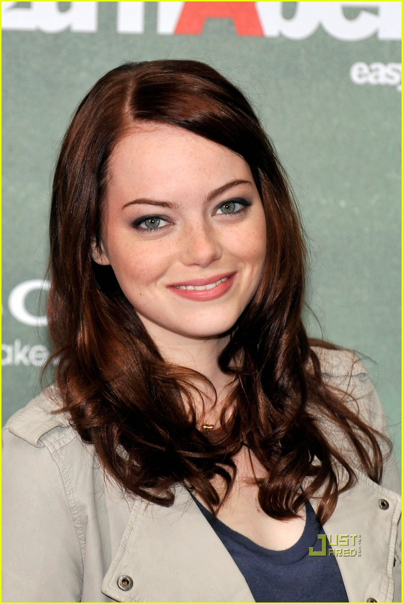 emma stone photocall easy a germany 022490718